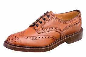 A Tricker´s Brogue