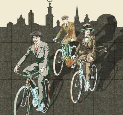 Bike in Tweed Stockholm