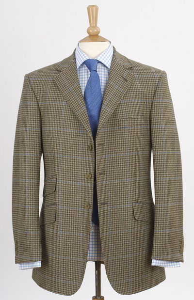 Tweed Hacking Jacket