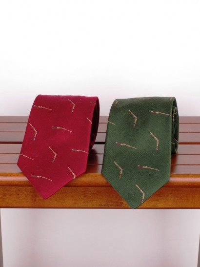 Gun Shooting Ties