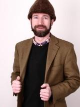 Bladen tweed jacket