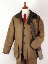 Tweed Shooting Outfit