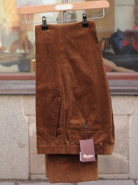 Bladen Harpley Tan Needlecord Trousers