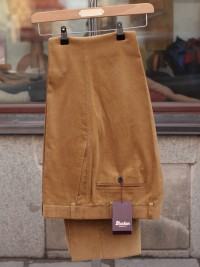 Bladen Harpley Fawn Needlecord Trousers