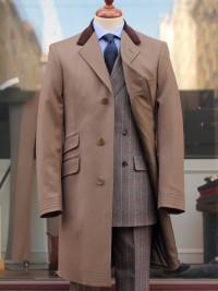 Bladen Covert Coat