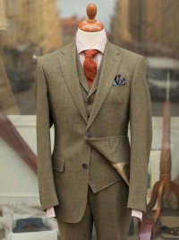 Bladen Lightweight Thornproof 3-piece Suit
