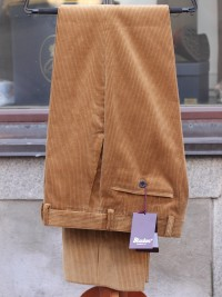 Bladen Mautby Fawn Corduroy Trousers