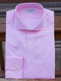 Rayner & Sturges Pink Poplin Shirt