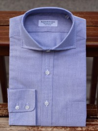 Rayner & Sturges Oxford Cloth Blue Shirt