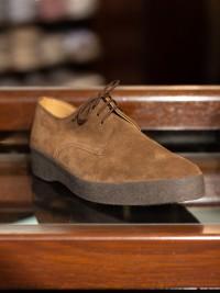 Sanders Low-Top Playboy Shoes Snuff