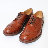 Tricker´s Bourton Marron Country Brogues