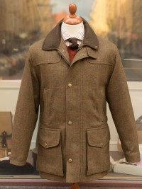 Chrysalis Chepstow Tweed Shooting Coat