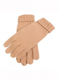 Dents Knitted Cashmere Gloves