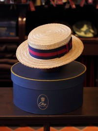 Olney Straw Boater