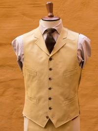 Bladen Heavy Cotton Drill Waistcoat