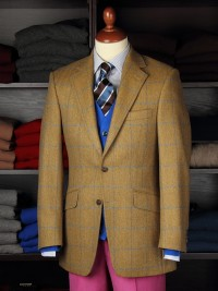 Bladen Light Brown Hevingham Jacket
