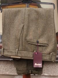 Bladen Olive HB Tweed Breeks