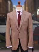 Bladen Gunton Light Brown HB Tweed Jacket