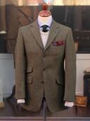 Bladen Green Hunstanton Tweed Jacket
