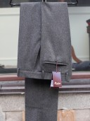 Bladen Mautby Fox Flannel Trousers