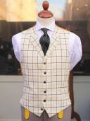 Bladen Tattersall SB Waistcoat