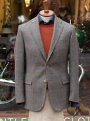 Bladen Gunton Indigo/Green Glencheck Jacket