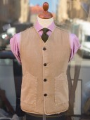 Private White V.C. Goodwood Worksuit Jerkin Vest