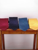 John Comfort Polka Dot Ties