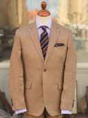 Bladen Irish Linen Soft Tan Gunton Jacket
