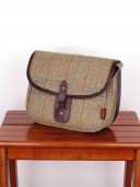 Chapman Small Ladies Tweed Shoulder Bag