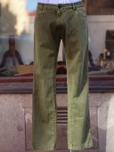 Private White V.C. Goodwood Worksuit Trousers Olive