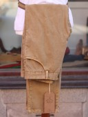 Private White V.C. Goodwood Worksuit Trousers Tan