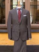 Bladen Fresco Gunton Jacket Mid-Grey