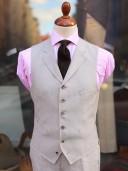 Bladen Linen/Cotton Waistcoat