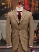 Bladen Lovat HB Tweed Hacking Jacket