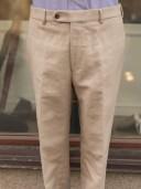 Bladen Mautby Stone Moleskin Trousers