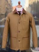 Chrysalis Jungle Cloth Deck Jacket