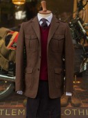 Bladen Safari Brown Tweed Jacket