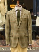 Bladen Gunton Gunclub Tweed Jacket Green