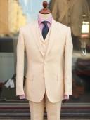 Bladen Irish Linen Cream 3-piece Suit