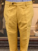 Bladen Mautby Yellow Moleskin Trousers