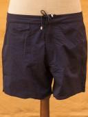 Sunspel Tailored Swim Shorts Navy