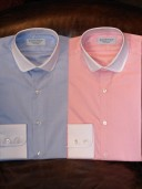 Rayner & Sturges Royal Oxford Club Collar Shirts