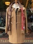 Gloverall Original Monty Duffle Coat Camel
