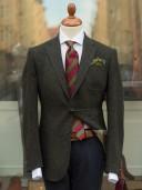 Bladen Gunton Wool Blazer Green