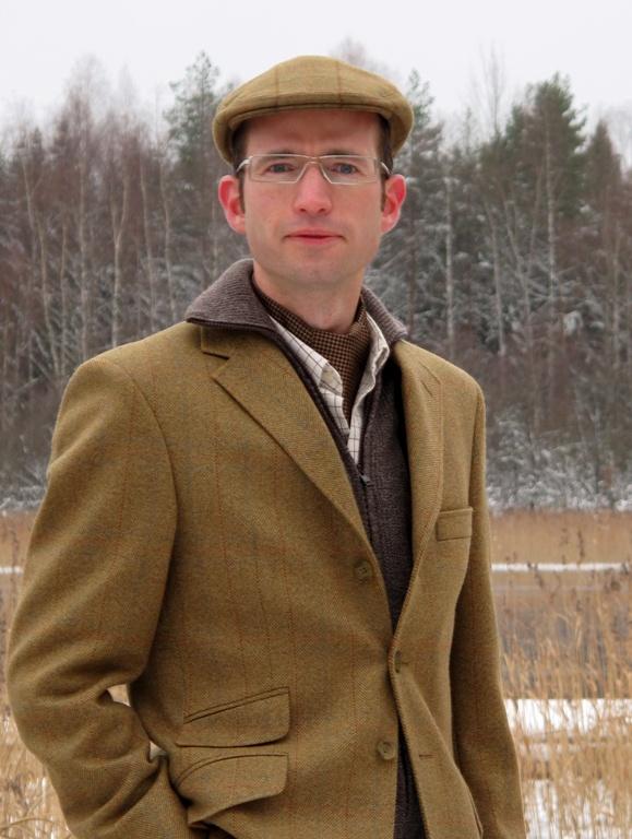 Press Release He Wants To Dress Scandinavia In Tweed Gentlemen S Clothier