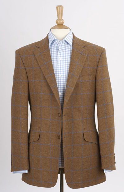 Jacket Length Keeping Your Butt Covered Tweed